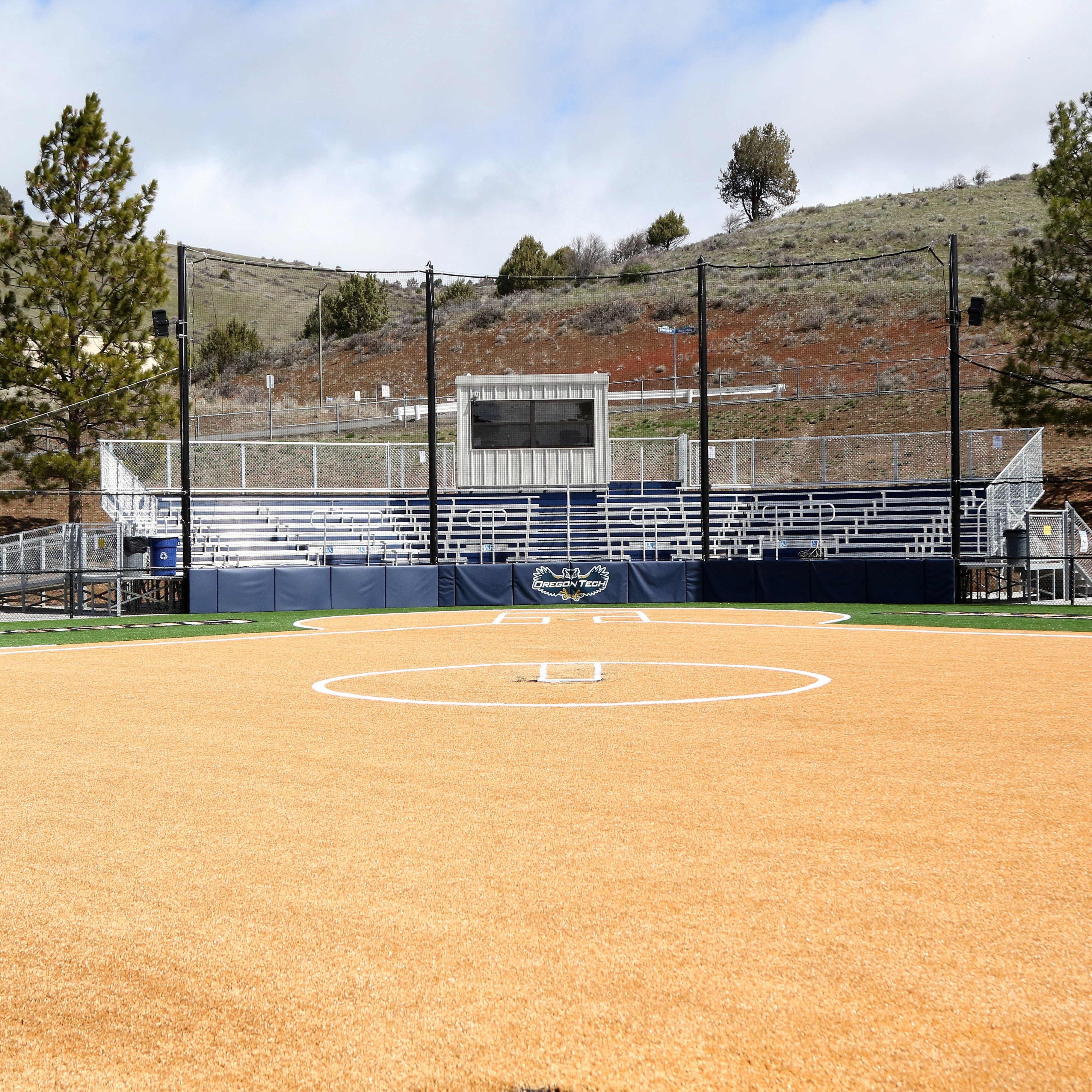 Completed Softball Complex Renovation