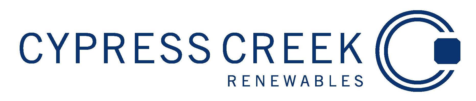 Cypress Creek Renewable Logo