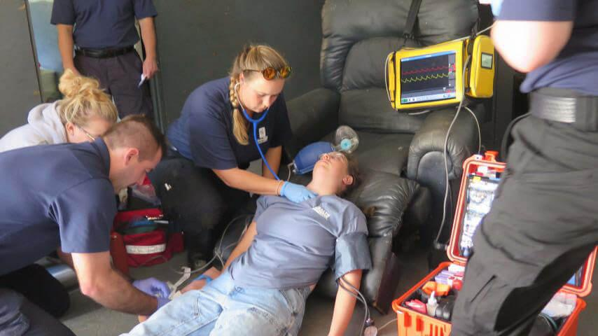 Expanding Access to Emergency Medical Services Education