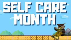 January Self Care Month